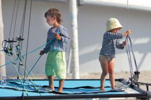Top Tips for Sailing with Children